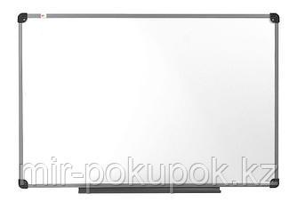 Доска магнитно-маркерная 90х120 в пластиковой рамке, Алматы