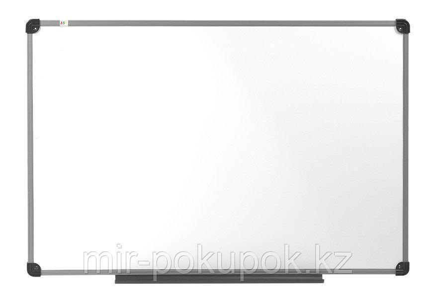Доска магнитно-маркерная 120х180 в пластиковой рамке, Алматы