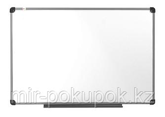 Доска магнитно-маркерная 100х200 в пластиковой рамке, Алматы