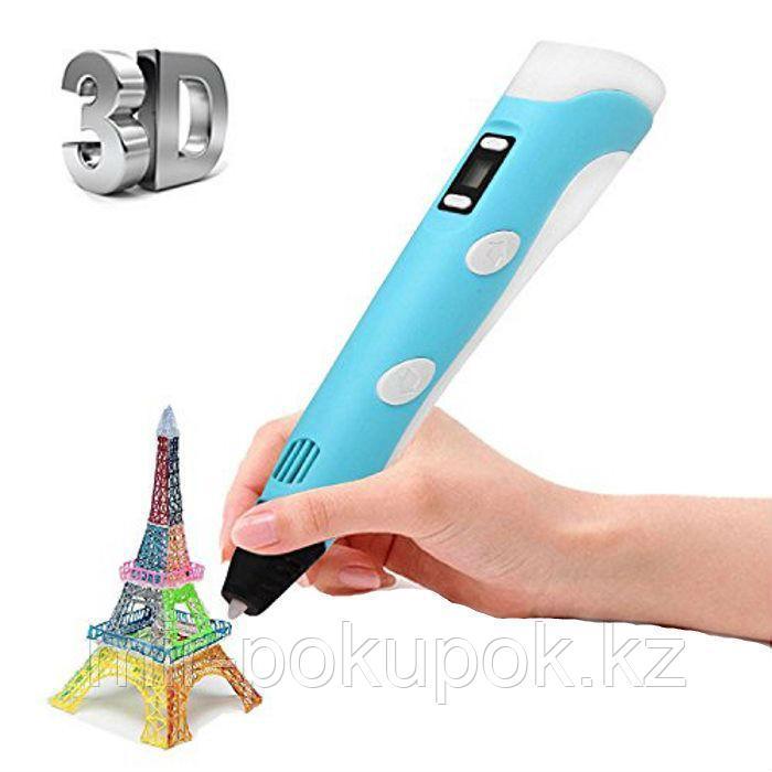 3D ручка 3D PEN-2 Воторого поколения (3д ручка работает от сети  )