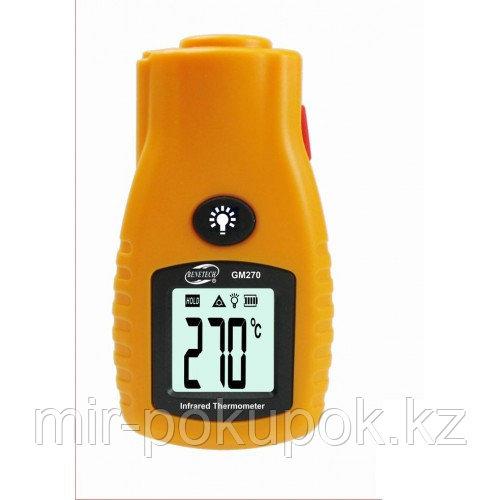 Бесконтактный инфракрасный термометр  Benetech GM270, Алматы