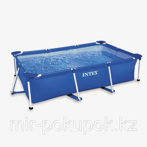 "Бассейн каркасный Intex ""Small Frame Pool"" (220* 150* 60 см), Алматы"