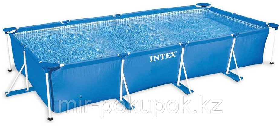 "Бассейн каркасный Intex ""Small Frame Pool"" (300* 200* 75 см) 28272, Алматы"