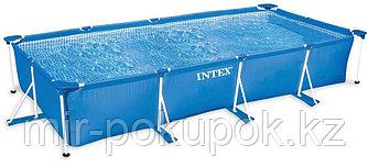 "Каркасный бассейн Intex ""Small Frame Pool"" (450* 220* 84 см) 28273, Алматы"