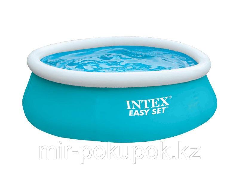 """Детский надувной бассейн Intex """"Easy Set"""" (183 *51 см) 28101, Алматы"""