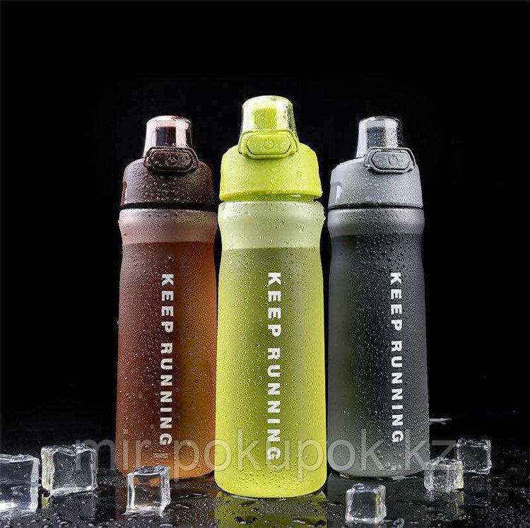 Бутылка спортивная для напитков и воды Diller , 600 мл, Алматы
