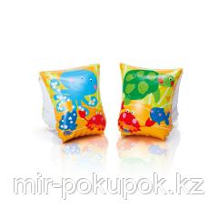 Нарукавники для плавания детские 23* 15 см INTEX 56651, Алматы
