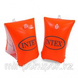 Нарукавники для плавания детские 23* 15 см INTEX (58642NP), Алматы