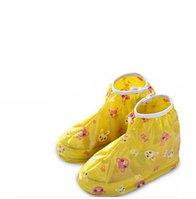 Детские водонепроницаемые бахилы Rain boots