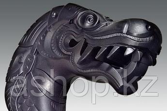 Трость утяжеленная Cold Steel Dragon, Общая длина: 1003 мм, Набалдашник: 117,5 мм, Материал: Полипропилен, Цве