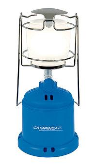 Фонарь газовый горизонтальный Campingaz Camping 206 L, Мощность: 80 Вт, Регулировка мощности: Плавная, Расход: