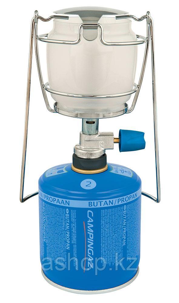 Фонарь газовый горизонтальный Campingaz Lumogaz Plus, Мощность: 80 Вт, Регулировка мощности: Плавная, Расход: