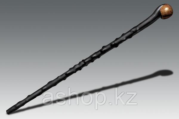 Трость утяжеленная Cold Steel Irish Blach Horn Walking Stick, Общая длина: 940 мм, Набалдашник: 70 мм, Материа