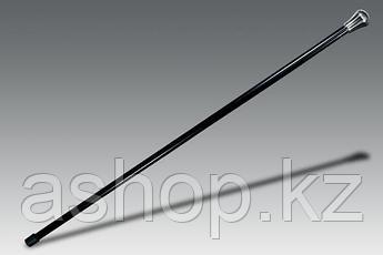 Трость утяжеленная Cold Steel Sity Stick Aluminum head, Общая длина: 956 мм, Материал: Стекловолокно, Цвет: Чё
