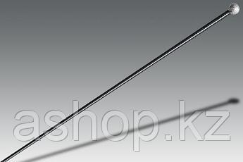 Трость утяжеленная Cold Steel Slim Stick, Общая длина: 991 мм, Набалдашник: 38,1 мм, Материал: Стекловолокно,