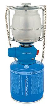 Фонарь газовый горизонтальный Campingaz Lumostar Plus PZ, Мощность: 80 Вт, Регулировка мощности: Плавная, Расх