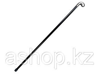 Трость утяжеленная Cold Steel Pistol Grip City Stick, Общая длина: 95,6 мм, Материал: Стекловолокно, Цвет: Чёр