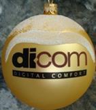 Елочные шары с логотипом, фото 1
