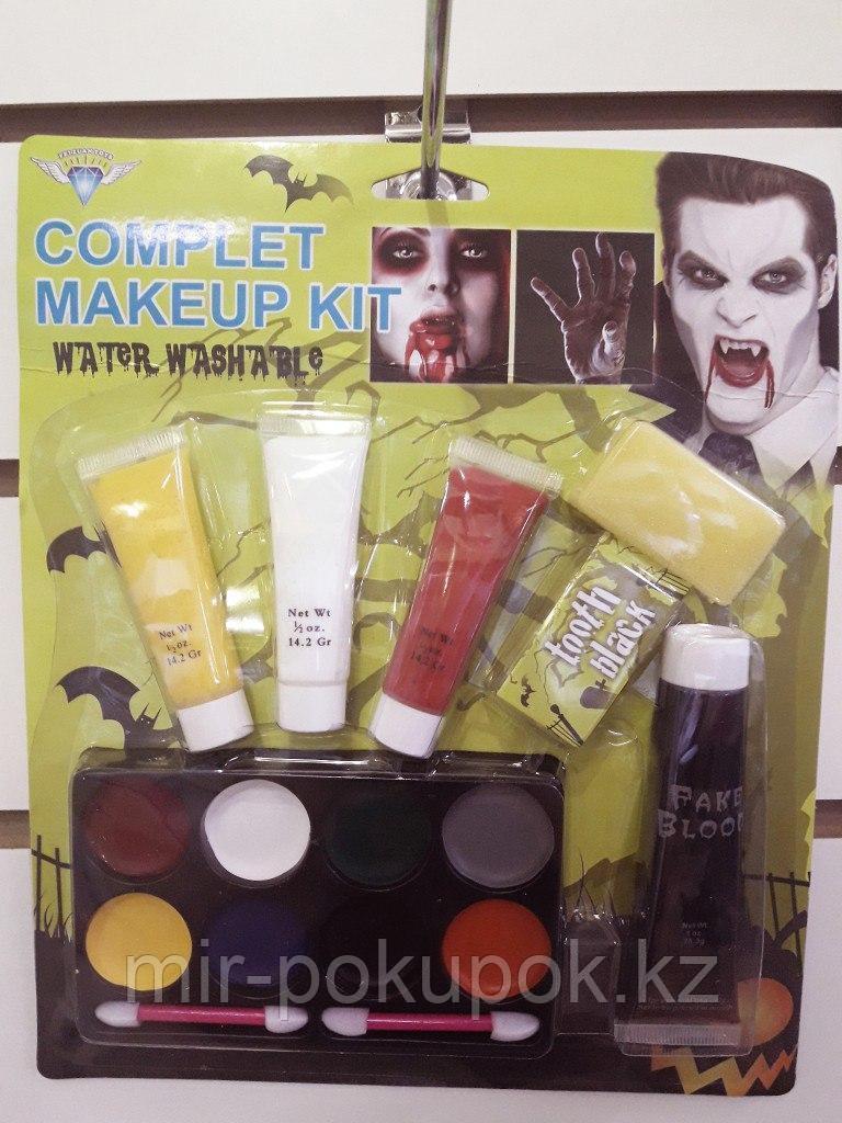 Набор для аквагрима Face Painting Kit, Алматы