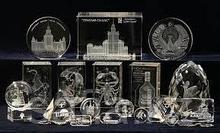 Наградные сувениры с логотипом