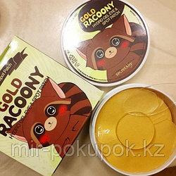 Патчи Gold Racoony Hydrogel Eye & Spot Patch, Алматы