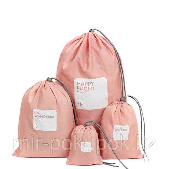 Распродажа! Набор сумок-чехлов в дорогу для путешествий, Алматы