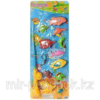 Детский игровой набор Рыбалка