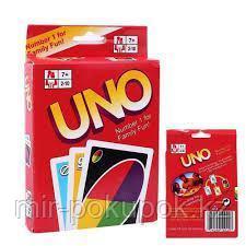 Карточная игра UNO, Алматы