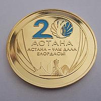 Памятная медаль с футляром , фото 1