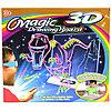 Волшебная 3Д Доска-Планшет для рисования Динозавр  Magic Drawing Board 3D, Алматы, фото 2