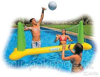 Сетка для игры в водный волейбол в бессейне Intex , Алматы