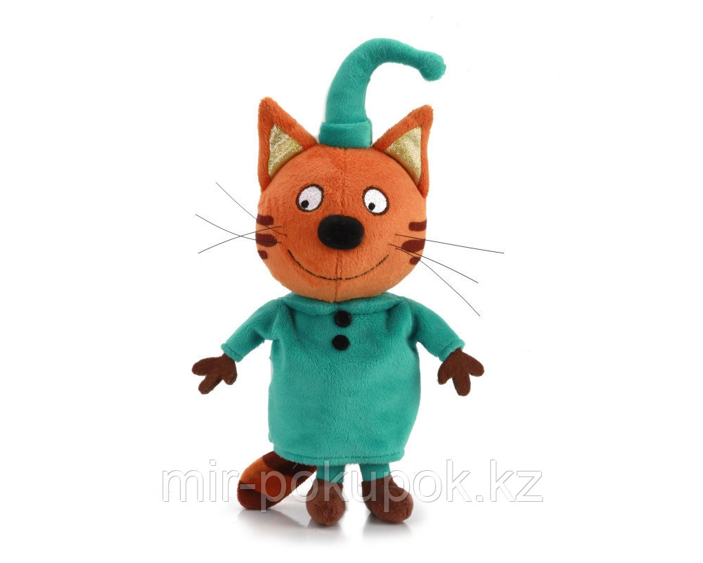 """Мягкая игрушка """"Три кота"""" - Компот (28 см), Алматы"""