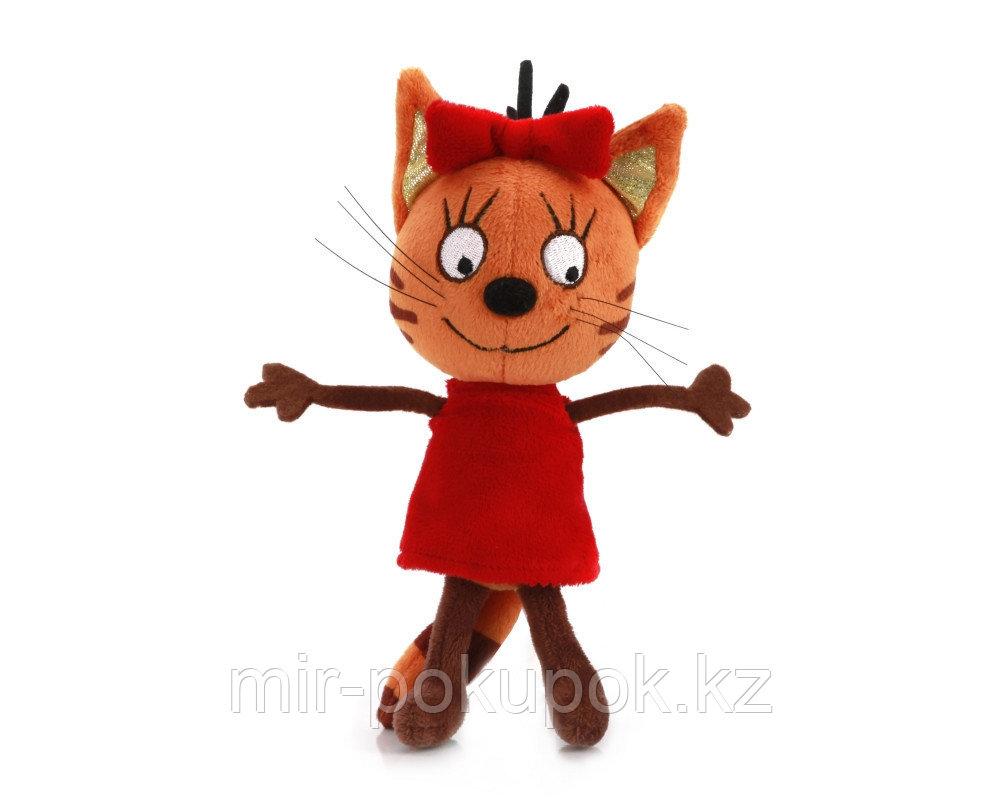 """Мягкая игрушка """"Три кота"""" - Карамелька (28 см), Алматы"""