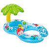 Надувной детский плавательный круг INTEX (для мамы и малыша), Алматы, фото 2