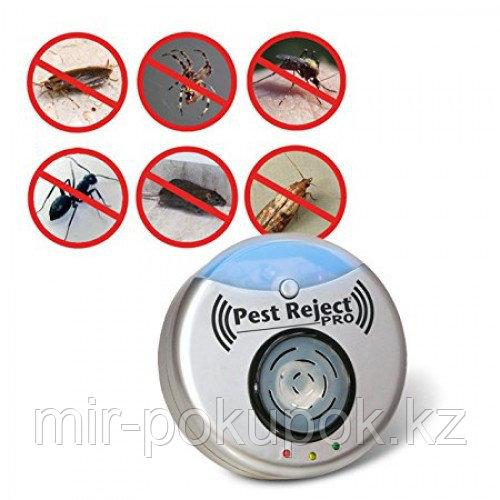 Ультразвуковой отпугиватель грызунов и насекомых Pest Reject Pro, Алматы