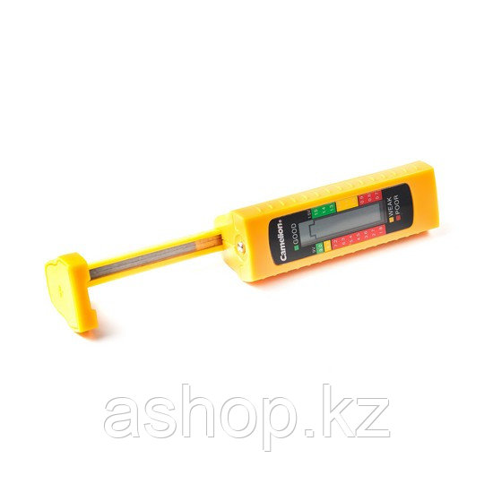 Тестер заряда батарей Camelion BT-0506, Тест батареек, (BT-0506)
