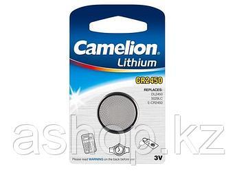 CR2540-BP1 Camelion батарейка 3 В CR2450, Блистер 1 шт. CR2450