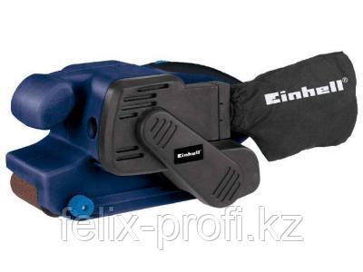 Ленточная шлифовальная машина Einhell BT-BS 850/1 E Мощность 850Вт