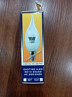 Лампа Светодиодная LED ЛЕД  CA37/SD 4,2W цена от 200 тенге, фото 1