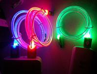Светодиодное освещение Флекс-неон.