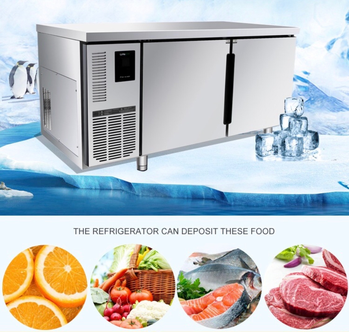 Стол холодильник 120*60*80см