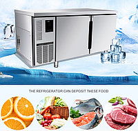 Стол холодильник 150*80*80см, фото 1