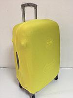 Чехол на средний чемодан. Спандекс.Высота 63 см, длина 39 см, ширина 24 см., фото 1