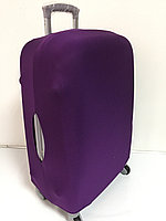 Чехол на средний чемодан. Спандекс. Высота 63 см, длина 39 см, ширина 24 см., фото 1