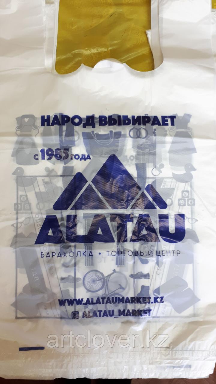 Изготовление полиэтиленовых пакетов дли продавцов