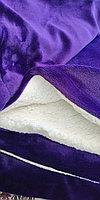 Одеяло плед овчина., фото 1