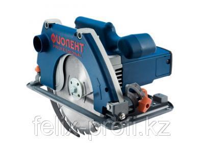 Фиолент  ПД7-75 дисковая пила 2300 Вт, 4800 об/мин, глубина пропила 48-75 мм, победит. диск Ø 210*30 мм, возмо