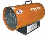 Калорифер газовый Энтузиаст КГ-10. Топливо-пропан, производит. воздуха-300 м³/ч