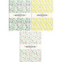 """Тетрадь общая """"Начни сегодня!"""", А5, 40 листов, клетка BG, цвет в ассортименте"""
