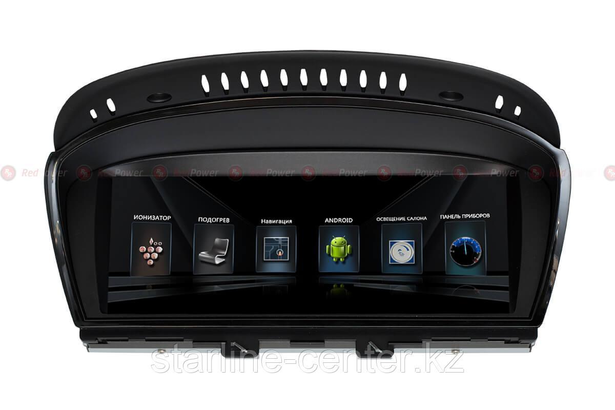 Автомагнитола для BMW 5, кузов E60 (03-09); BMW 3, кузов E90-E93 (05-09) RedPower 31087 IPS